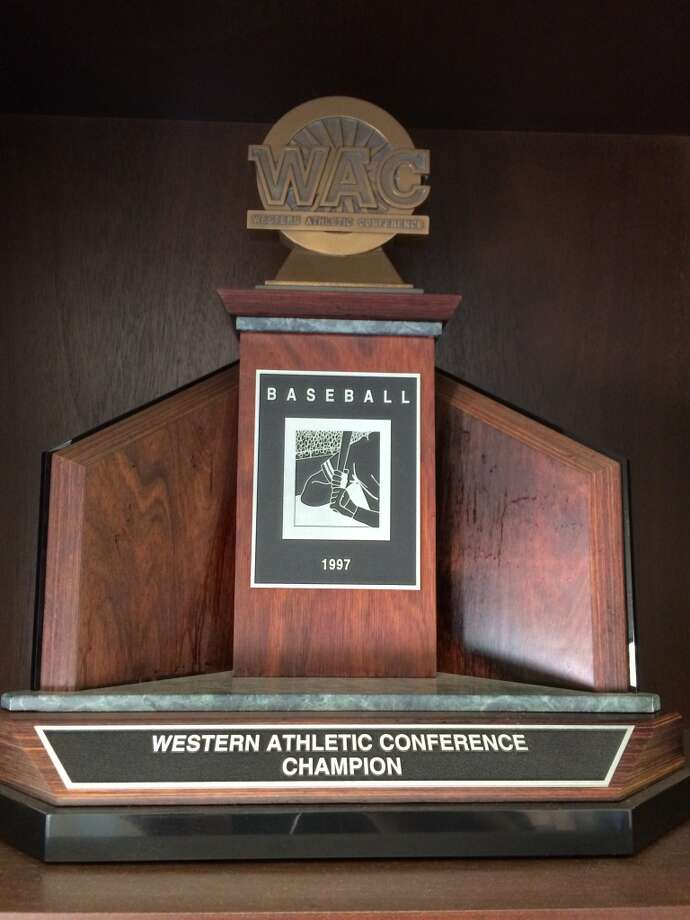 1997: Western Athletic Conference champion Photo: Joseph Duarte, Chronicle