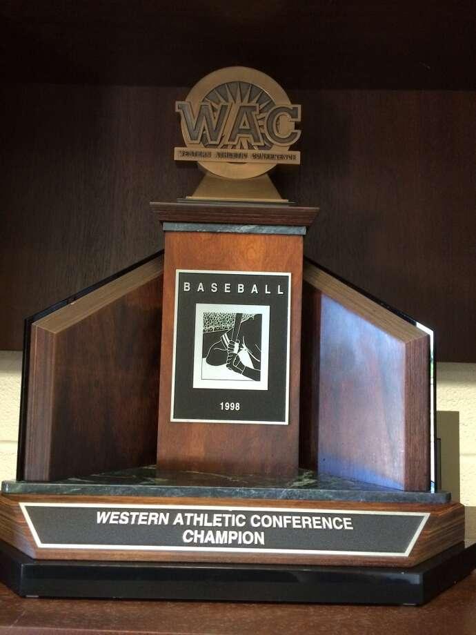 1998: Western Athletic Conference champion Photo: Joseph Duarte, Chronicle