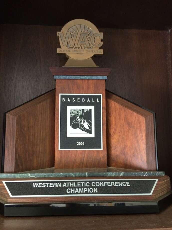 2001: Western Athletic Conference regular season Photo: Joseph Duarte, Chronicle