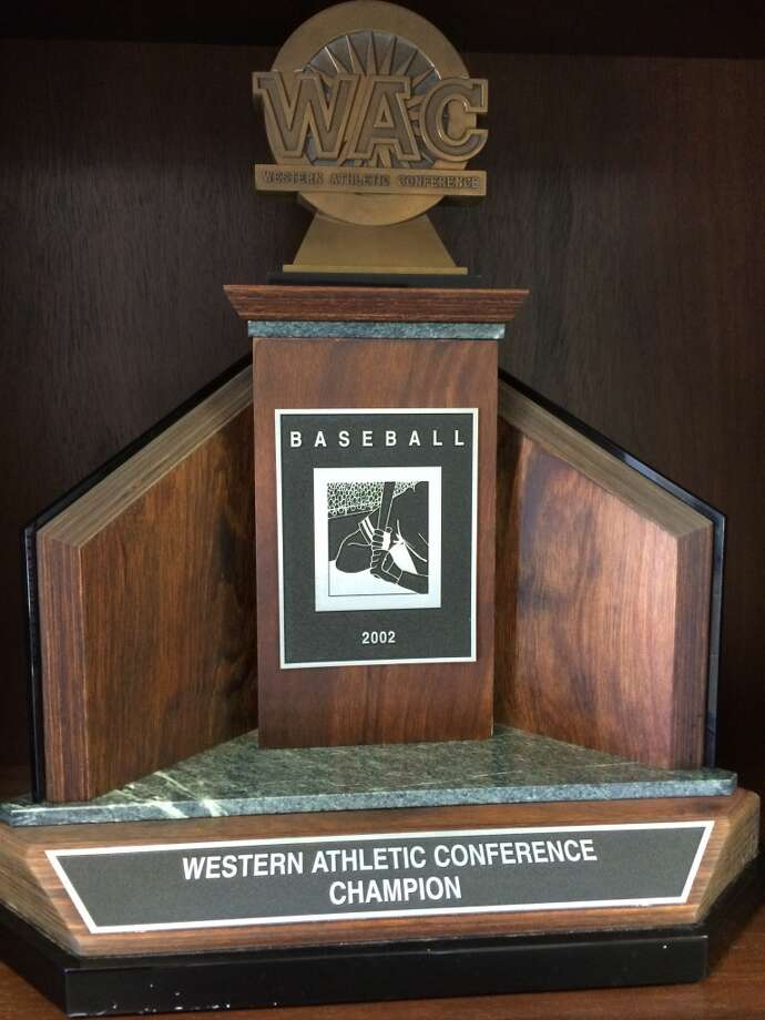 2002: Western Athletic Conference regular season Photo: Joseph Duarte, Chronicle