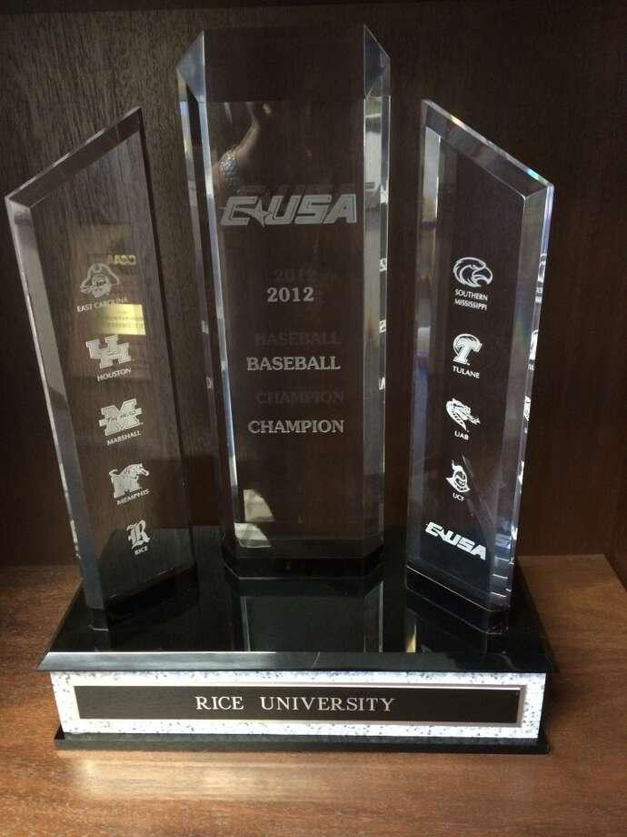 2012: Conference USA regular season Photo: Joseph Duarte, Chronicle