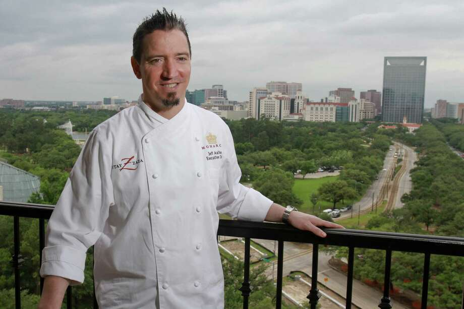 Monarch Bistro executive chef Jeff Axline says the restaurant's proximity to the Medical Center and Museum District means its menu must please a variety of tastes. Photo: Gary Fountain, Freelance / Copyright 2014 by Gary Fountain