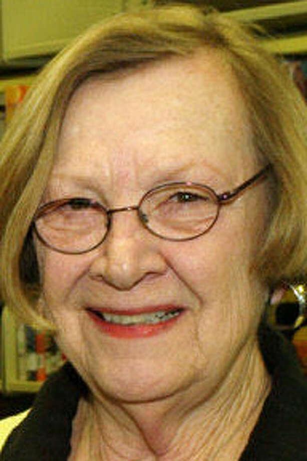 Jean Brady is chairwoman of the San Antonio Public Library board of trustees. / SAN ANTONIO EXPRESS-NEWS