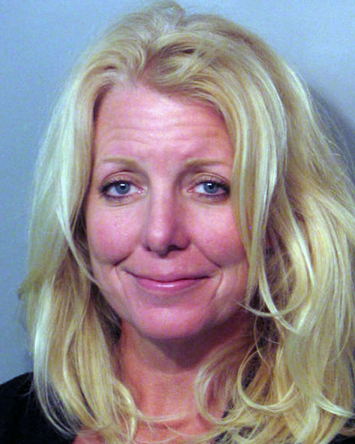 Christie Diane Biggers, 46, was arrested and charged with intoxicated assault.