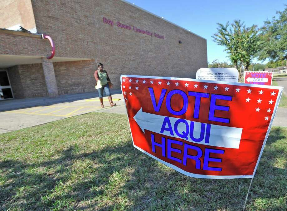 Early voting in Jefferson County for the May 27 primary will run from May 19-23. Pictured: Roy Guess Elementary School.  Enterprise file photo Photo: Jason Rearick