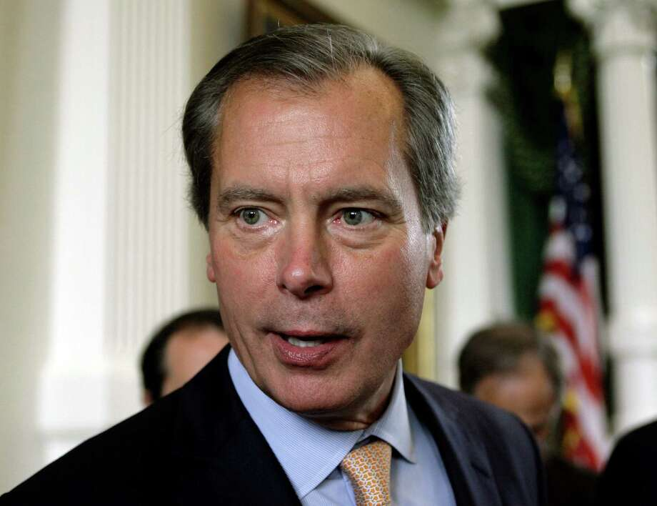 File photo: Lt. Gov. David Dewhurst.  (AP Photo/Harry Cabluck, File) Photo: AP, STF / AP