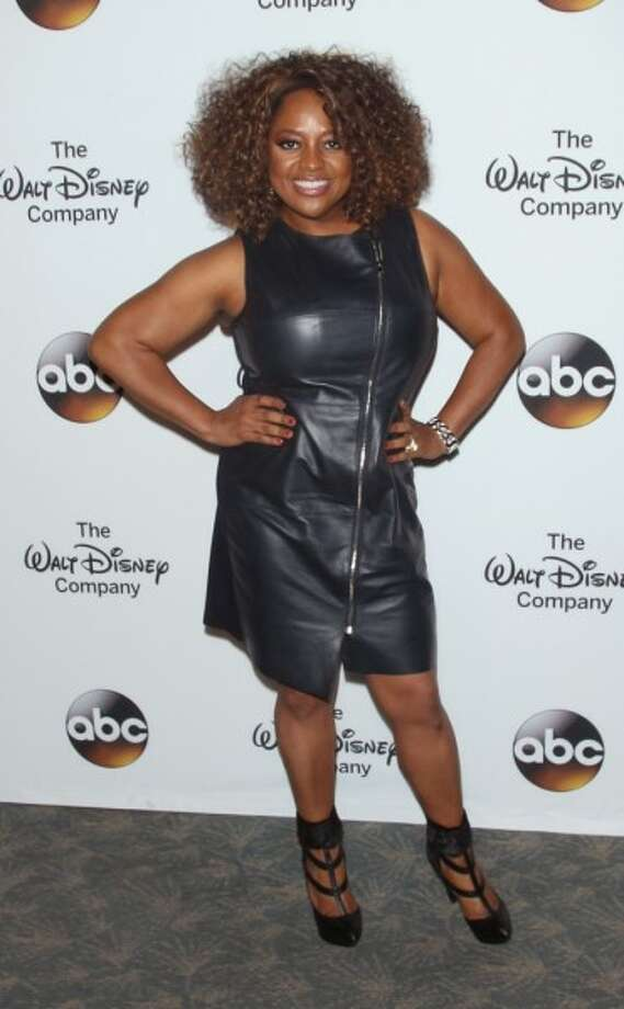 "Sherri Shepherd loudly supported the Spurs on ""The View"" this year."