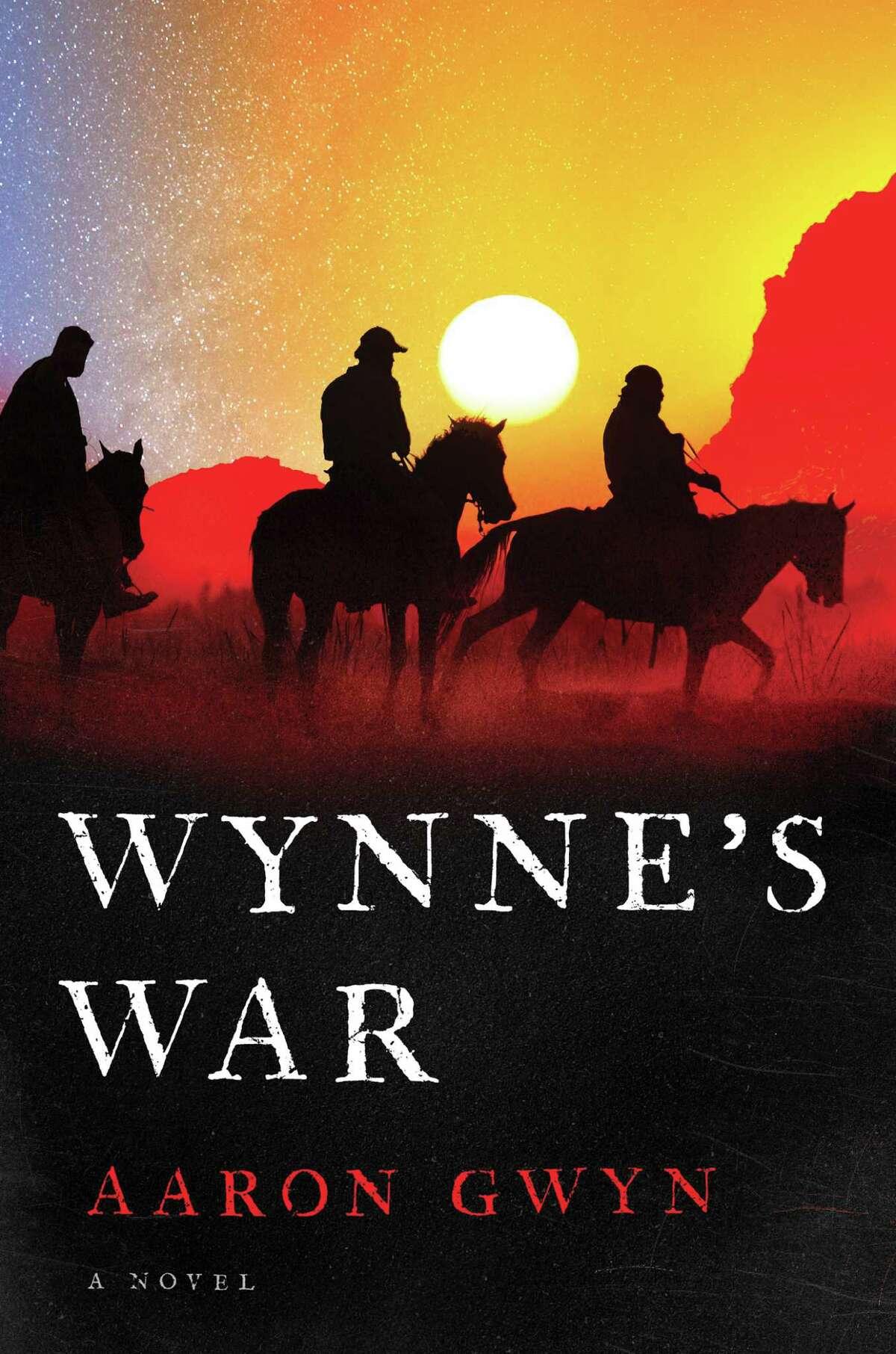 """Wynne's War"" hi-rez book jacket"