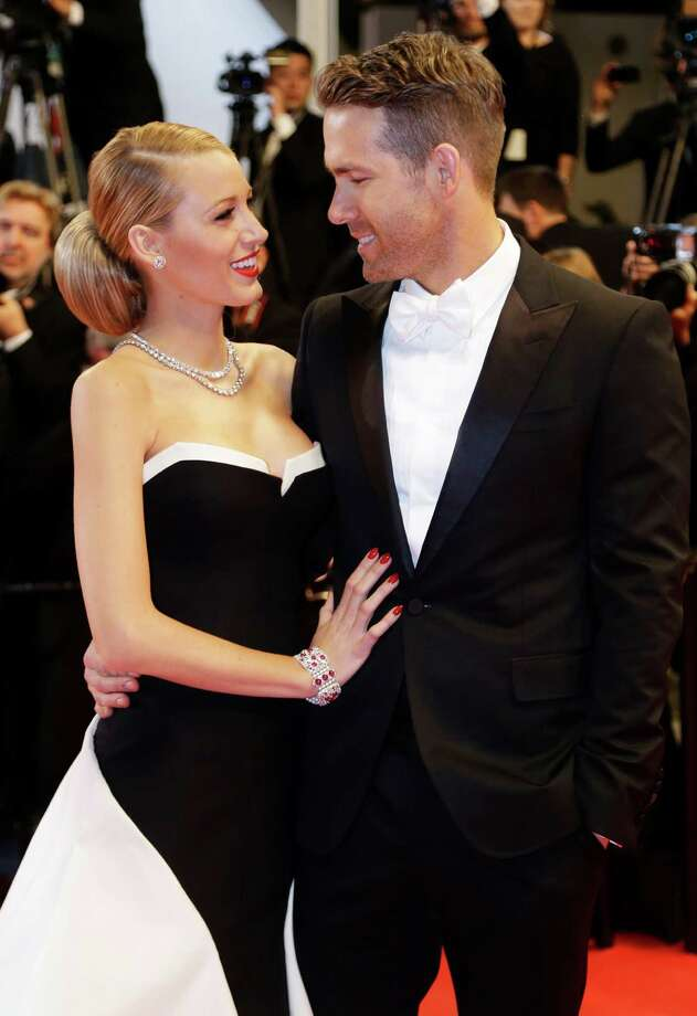 Ryan Reynolds and Blake Lively- Could they stop being so perfect all the time? Photo: Thibault Camus, AP / AP2014
