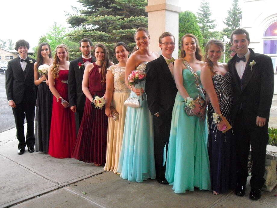 Were you Seen at the Shaker High School Senior Prom at Birch Hill in Schodack on Friday, May 16, 2014? Photo: Rebecca Melnitsky