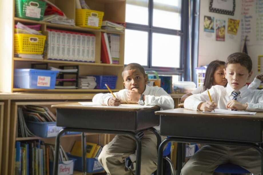 Parents say the state did not shorten the STAAR test like the Legislature required.  Photo: Cavan Images, Getty Images