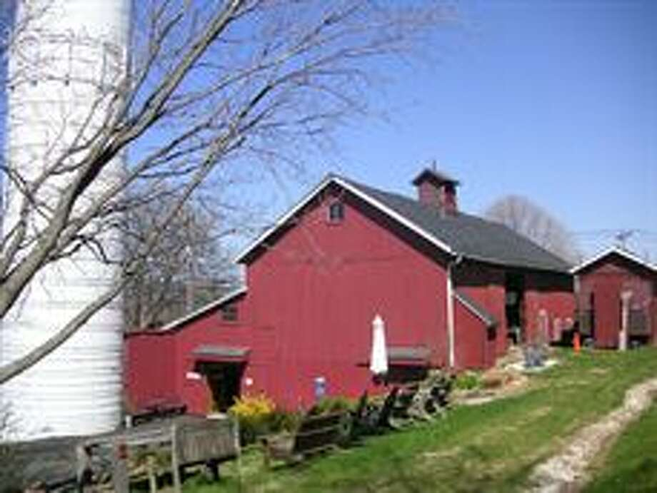 The White Silo Farm & Winery in Sherman will host its seventh annual rhubarb festival Sunday.