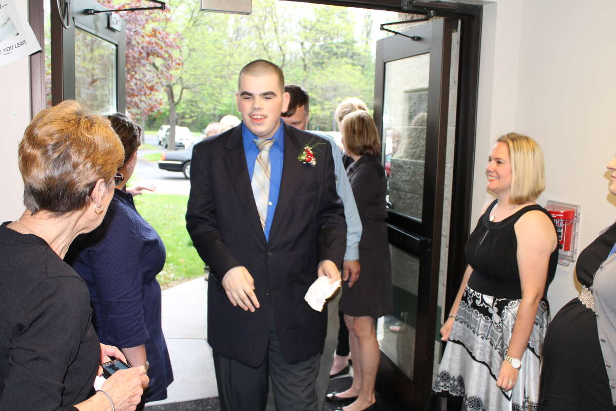 Were You Seen enjoying the evening with students, family and staff at the Wildwood School Prom held at the school on Friday, May 16, 2014