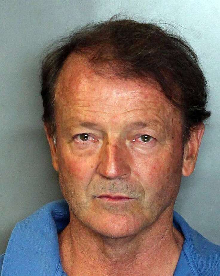 Orville Fleming is held in his girlfriend's death. Photo: Associated Press