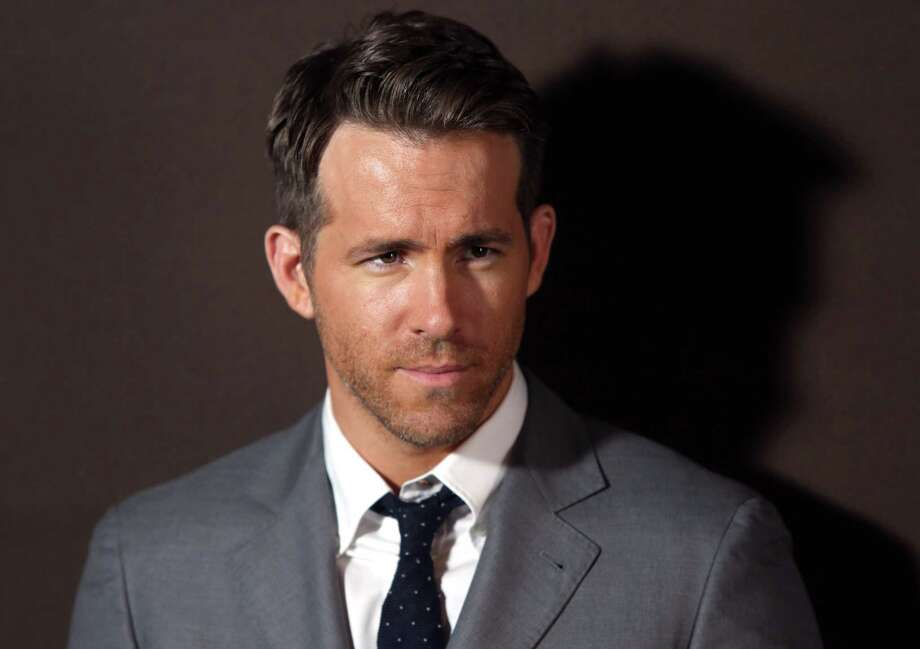 Actor Ryan Reynolds poses for a portrait for the film Captives at the 67th international film festival, Cannes, southern France, Saturday, May 17, 2014. Photo: Joel Ryan, Joel Ryan/Invision/AP / Invision