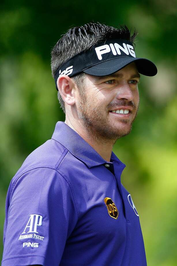 Louis Oosthuizen, the 2010 British Open winner, shot a 64. Photo: Sam Greenwood, Getty Images