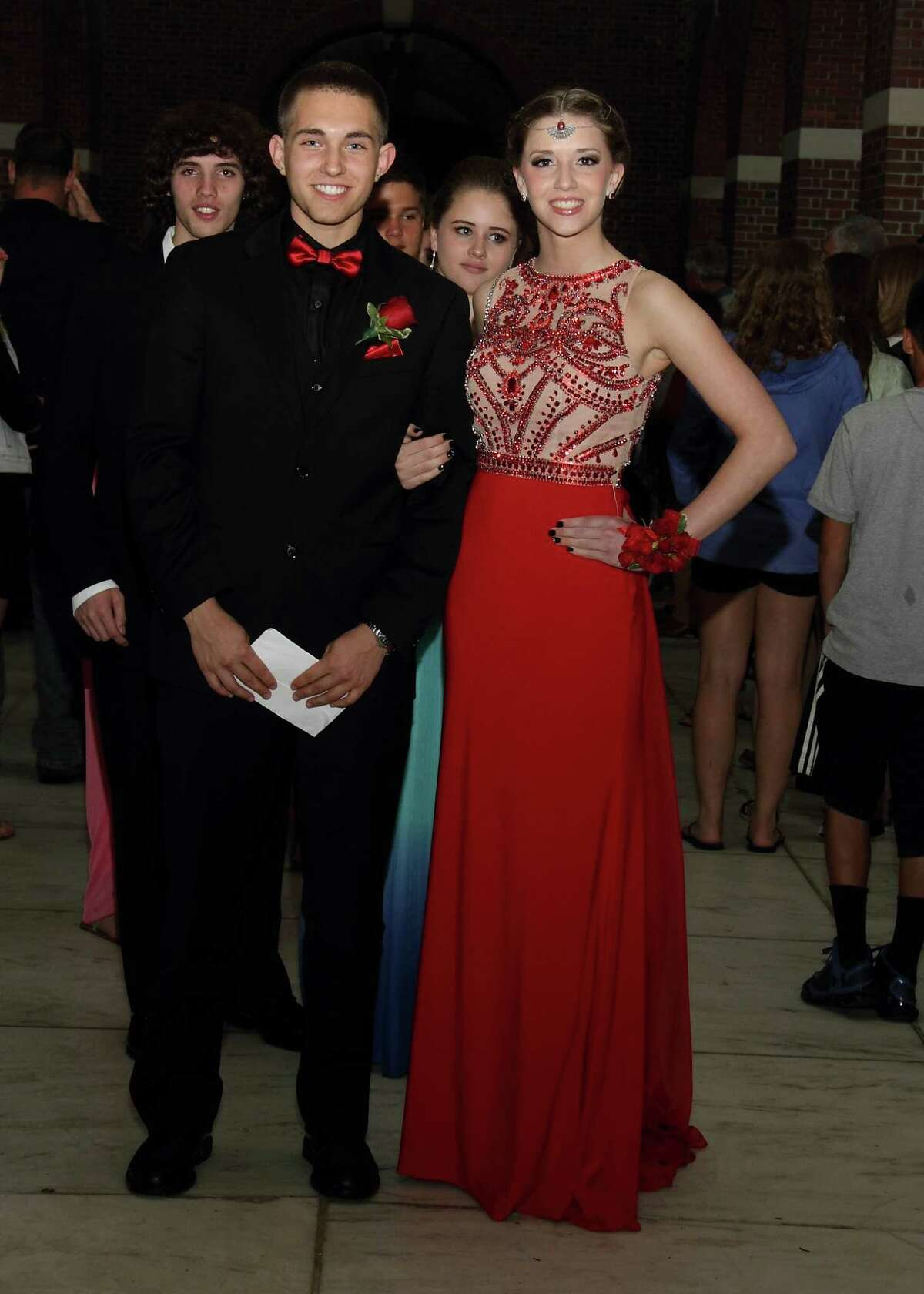 Were you Seen at the Burnt Hills/Ballston Lake Junior-Senior Prom at the Hall of Springs in Saratoga Springs on Friday, May 16, 2014?