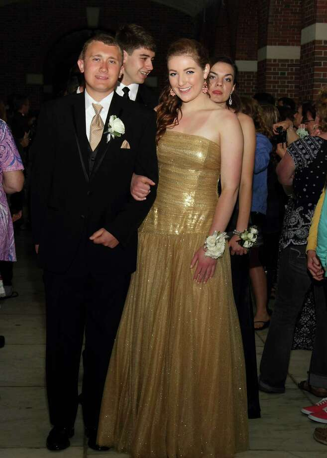 Were you Seen at the Burnt Hills/Ballston Lake Junior-Senior Prom at the Hall of Springs in Saratoga Springs on Friday, May 16, 2014? Photo: Laura Reed - McPherson Photography