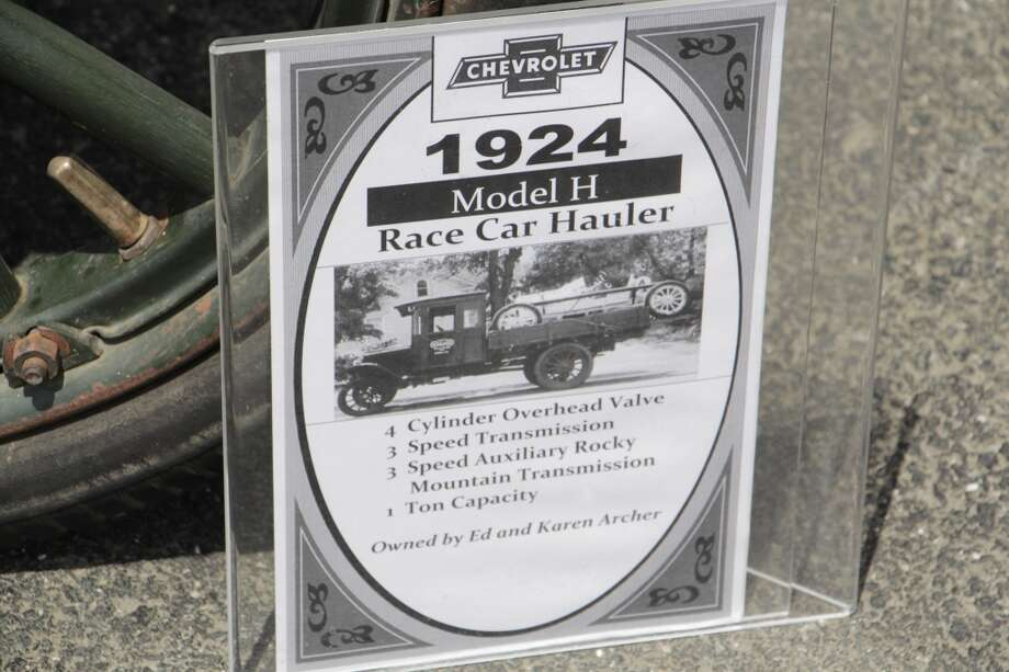 More about the 1924 Ford Model H.