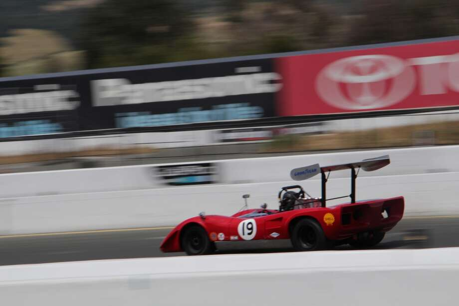 Greg Mitchell's Lola T-163.