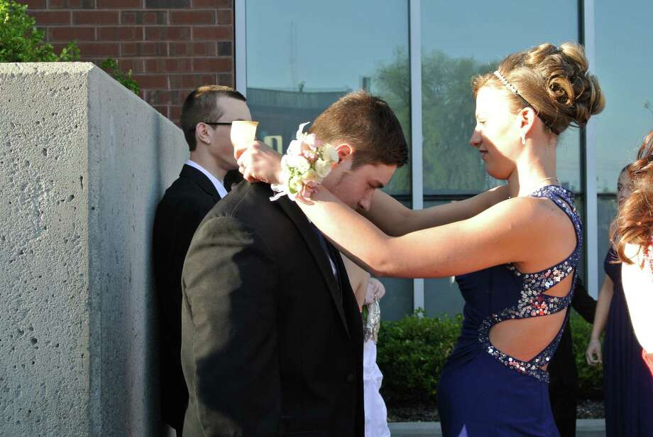 Were you Seen at the Saratoga Springs High School Junior/Senior Prom at the Saratoga Springs City Center on Saturday, May 17, 2014? Photo: Deanna Fox