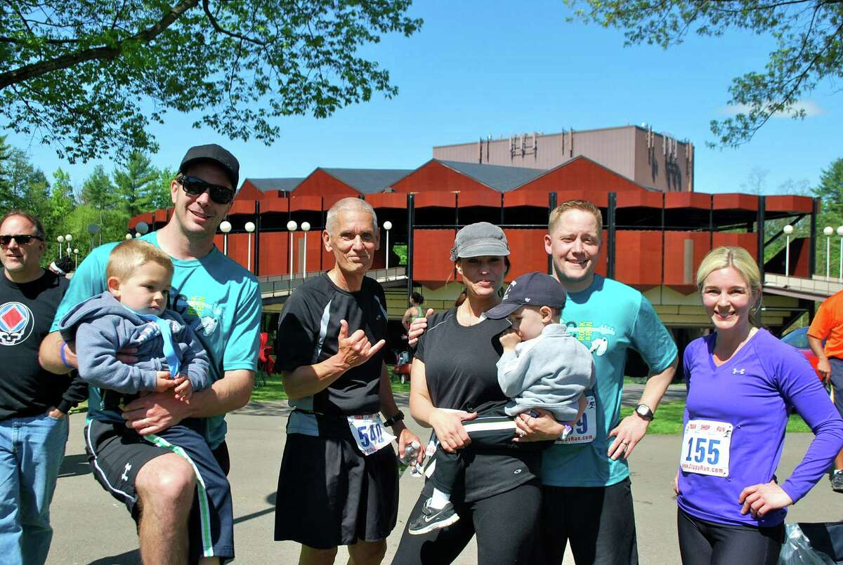 Were you Seen at SPAC's 5th annual Rock & Run on Sunday, May 18, 2014? Race proceeds will benefit SPAC's Classical Programming and its Vivienne Anderson Children's Program