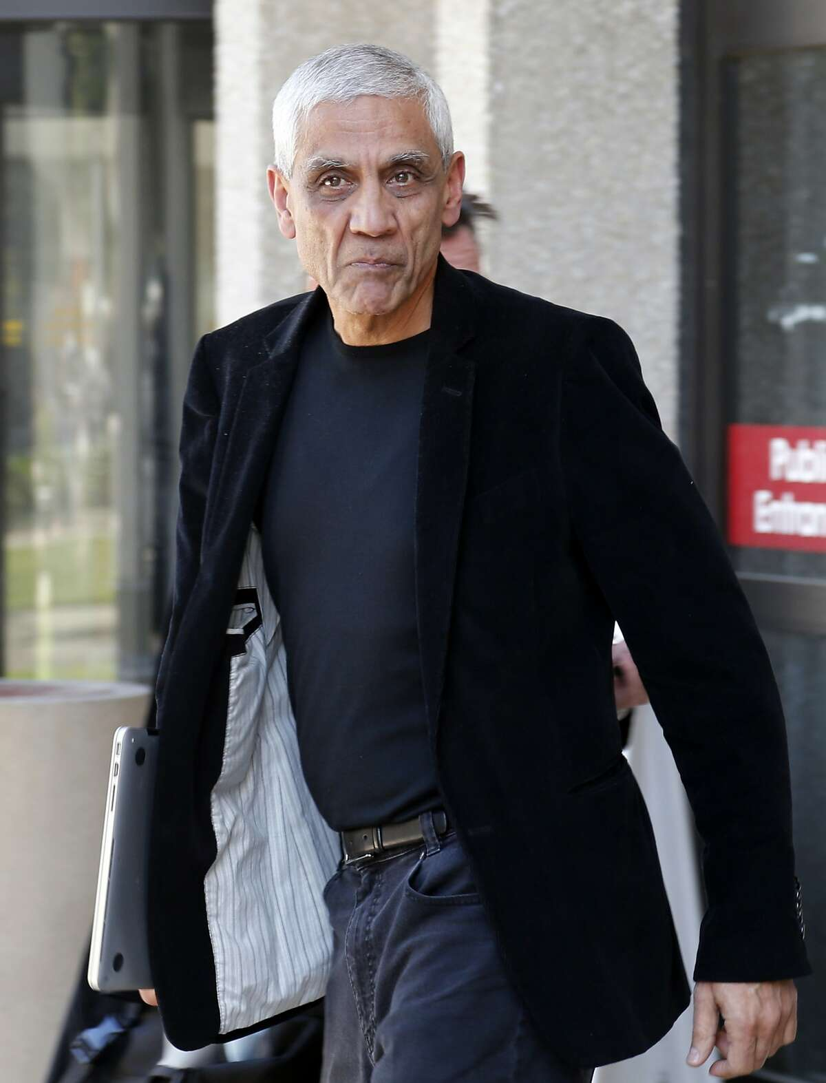 Sun Microsystems co-founder Vinod Khosla said about rental prices in San Francisco: