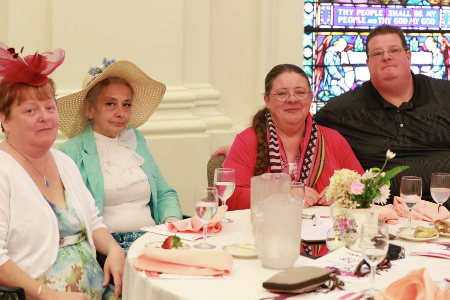 Were you Seen at A Victorian Tea in Troy, a benefit for the YWCA of the Greater Capital Region,  held at Bush Memorial Hall at Russell Sage College in Troy on Sunday, May 18, 2014? Photo: Michael Boettcher