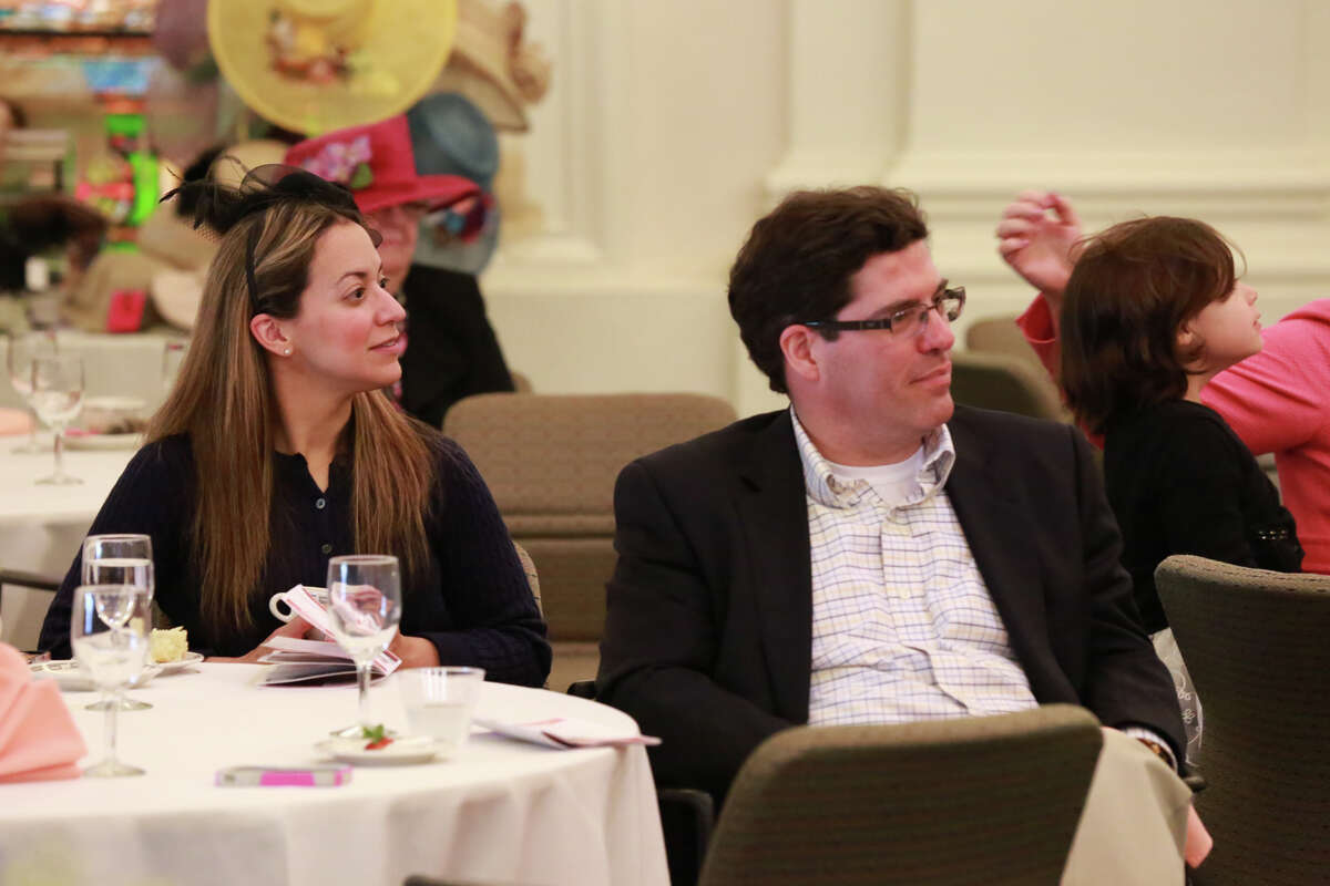 Were you Seen at A Victorian Tea in Troy, a benefit for the YWCA of the Greater Capital Region, held at Bush Memorial Hall at Russell Sage College in Troy on Sunday, May 18, 2014?
