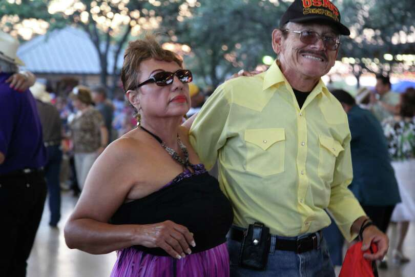 Texas filled Rosedale Park at the annual Tejano Conjunto Festival