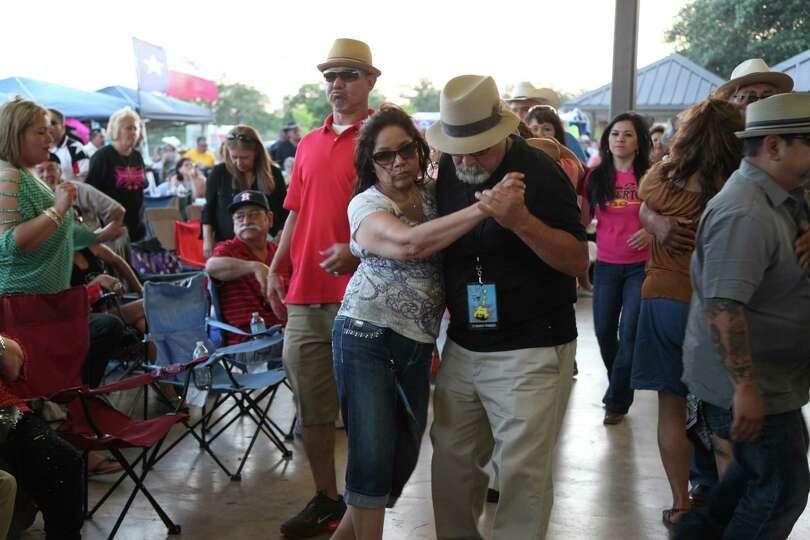 Texas filled Rosedale Park at the annual Tejano Conjunto Festival