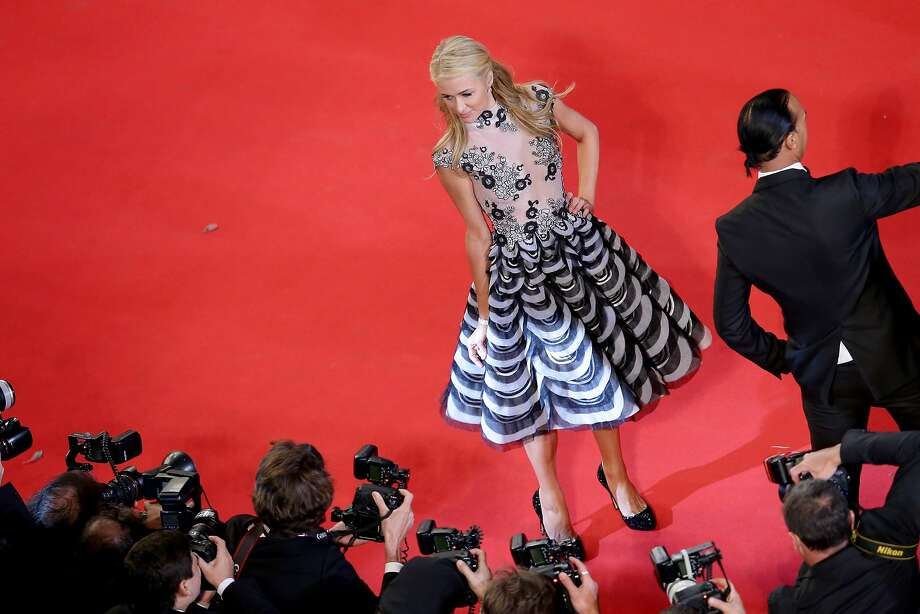 Paris Hilton- A bit on the Stepford Wife side. Photo: Neilson Barnard, Getty Images