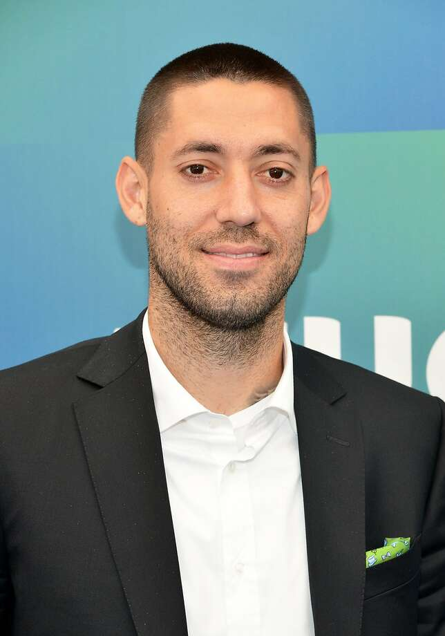 Clint Dempsey is tied for second in the MLS lead in goals. Photo: Slaven Vlasic, Getty Images