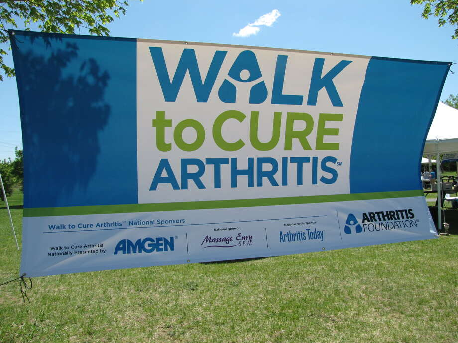 Were you Seen at the Arthritis Foundation of Northeastern NY's Walk to Cure Arthritis held at The Crossings in Colonie on Sunday, May 18, 2014? Photo: Loretta Putorti