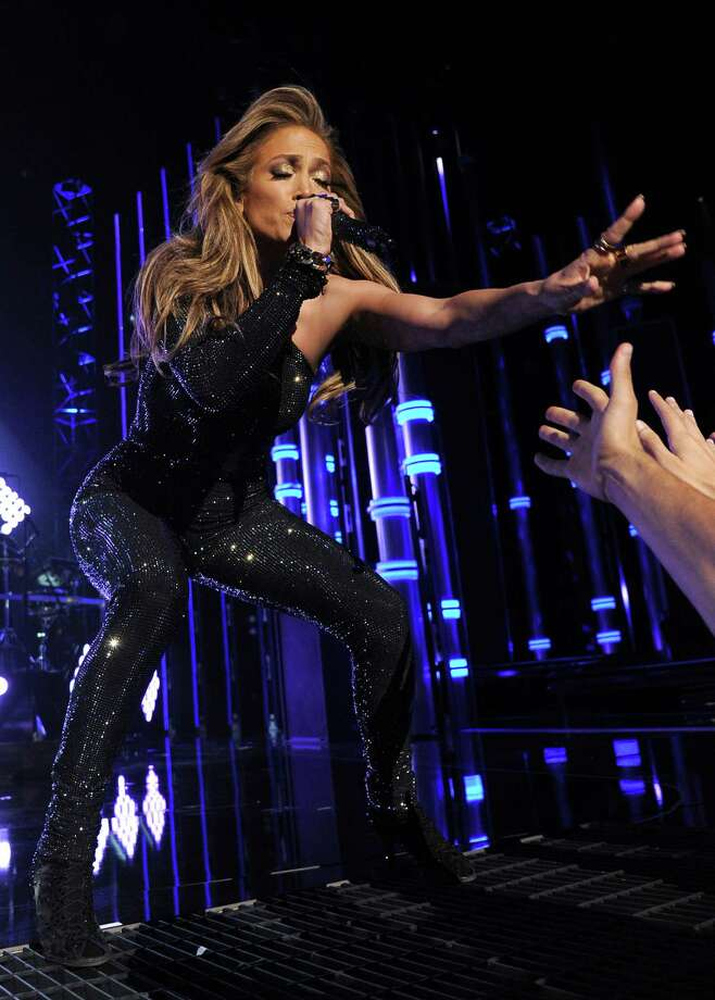 Singer/actress Jennifer Lopez performs onstage during the 2014 Billboard Music Awards at the MGM Grand Garden Arena on May 18, 2014 in Las Vegas, Nevada. Photo: Kevin Winter/Billboard Awards 2014, Getty Images / 2014 Kevin Winter/Billboard Awards 2014