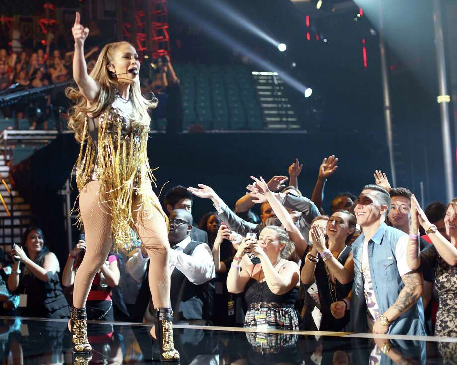 Recording artist Jennifer Lopez performs onstage during the 2014 Billboard Music Awards at the MGM Grand Garden Arena on May 18, 2014 in Las Vegas, Nevada. Photo: Christopher Polk/Billboard Awards 2014, Getty Images / 2014 Christopher Polk/Billboard Awards 2014