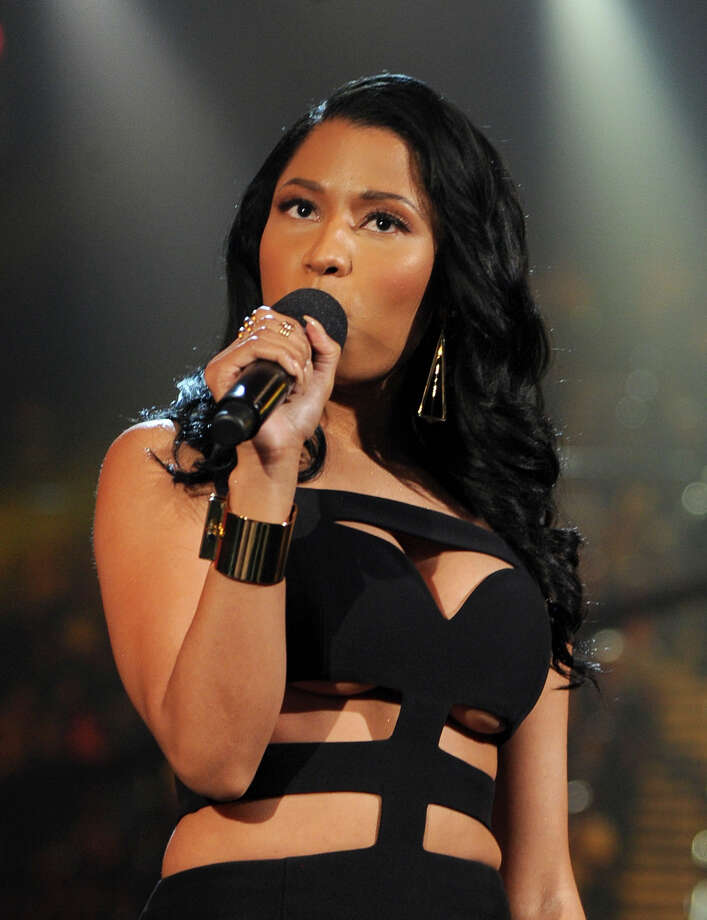 Singer Nicki Minaj performs onstage during the 2014 Billboard Music Awards at the MGM Grand Garden Arena on May 18, 2014 in Las Vegas, Nevada. Photo: Kevin Winter/Billboard Awards 2014, Getty Images / 2014 Kevin Winter/Billboard Awards 2014