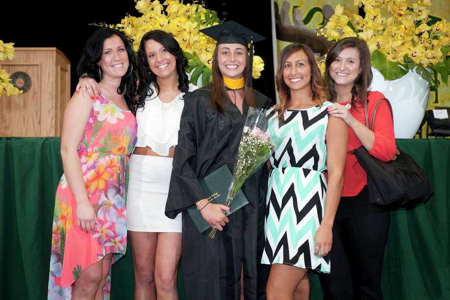 Were you Seen at Siena College's Commencement Ceremony? Photo: Siena College