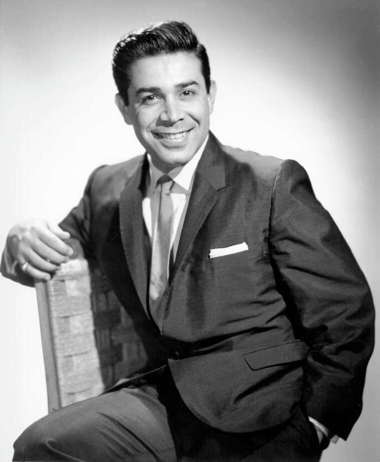Jerry Vale, 1930-2014: The beloved crooner known for his high-tenor voice and romantic songs in the 1950s and early 1960s died on May 18. He was 83. Photo: Michael Ochs Archives, Getty Images / Michael Ochs Archives