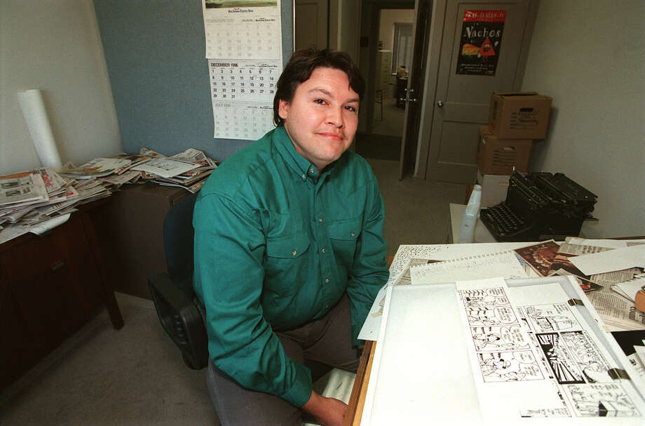 Leo Garza Dec 12, 1996 Photo: MORRIS GOEN, EXPRESS-NEWS FILE PHOTO / SAN ANTONIO EXPRESS-NEWS
