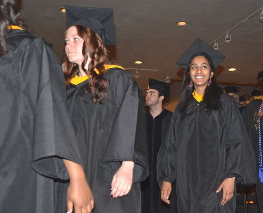 The Albany College of Pharmacy and Health Sciences' 134st commencement ceremony was held Saturday at Empire State Plaza Convention Center in Albany. (Albany College of Pharmacy and Health Sciences photos)