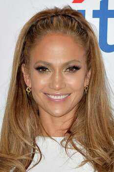 LAS VEGAS, NV - MAY 18:  Singer Jennifer Lopez, recipient of the Icon Award, poses in the press room during the 2014 Billboard Music Awards at the MGM Grand Garden Arena on May 18, 2014 in Las Vegas, Nevada. Photo: Frazer Harrison, Getty Images / 2014 Getty Images