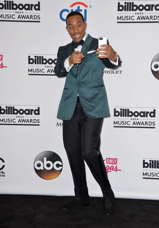 Host Chris 'Ludacris' Bridges poses in the press room during the 2014 Billboard Music Awards at the MGM Grand Garden Arena on May 18, 2014 in Las Vegas, Nevada. Photo: Frazer Harrison, Getty Images