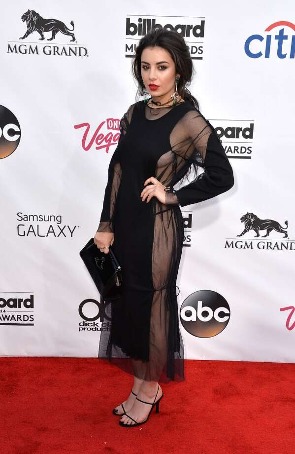 Singer Charli XCX attends the 2014 Billboard Music Awards at the MGM Grand Garden Arena on May 18, 2014 in Las Vegas, Nevada. Photo: Frazer Harrison, Getty Images