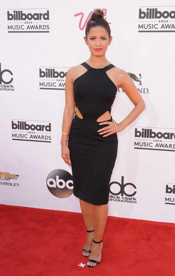 Rocsi Diaz arrives at the 2014 Billboard Music Awards at the MGM Grand Hotel and Casino on May 18, 2014 in Las Vegas, Nevada. Photo: Jon Kopaloff, FilmMagic