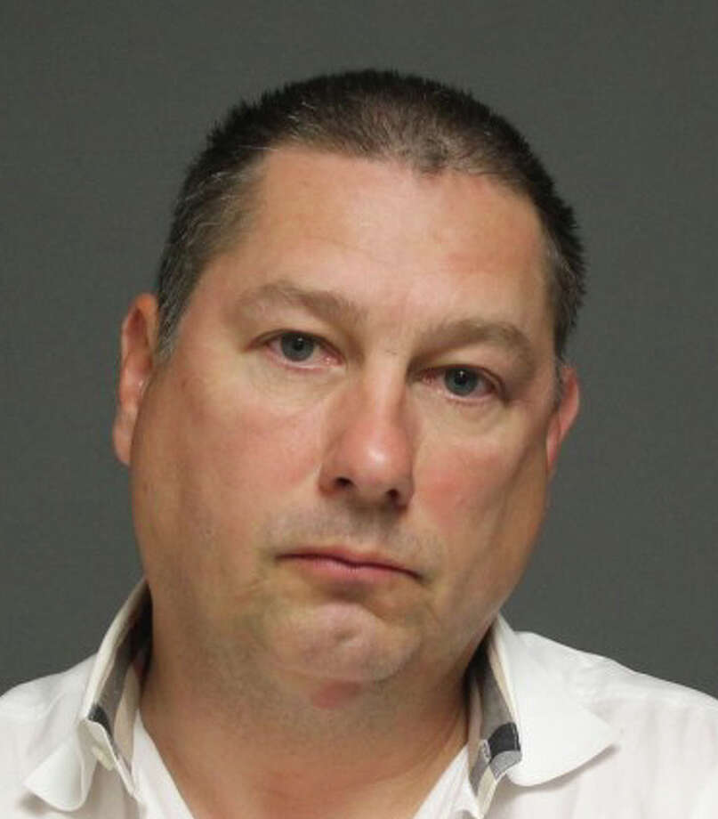 Peter Malaszuk, 46, of Lalley Boulevard, was arrested Sunday after police said he pulled out a chunk of his wife's hair during an argument. Photo: Contributed Photo /  Fairfield Citizen contributed