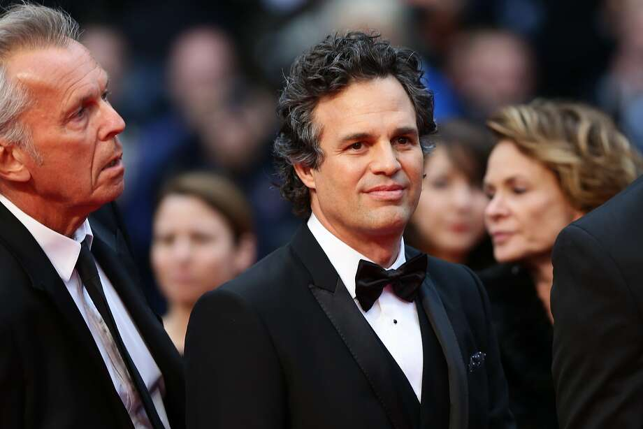 "Mark Ruffalo attends the ""Foxcatcher"" premiere during the 67th Annual Cannes Film Festival on May 19, 2014 in Cannes, France.  Photo: Vittorio Zunino Celotto, Getty Images"