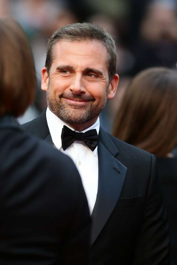 "Steve Carell attends the ""Foxcatcher"" premiere during the 67th Annual Cannes Film Festival on May 19, 2014 in Cannes, France. Photo: Vittorio Zunino Celotto, Getty Images"