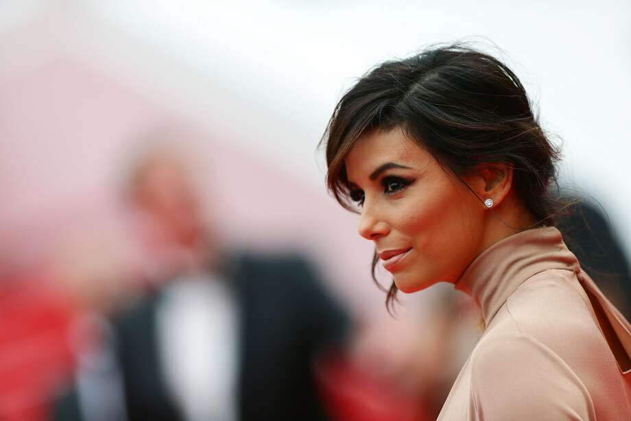 "Actress Eva Longoria attends the ""Foxcatcher"" premiere during the 67th Annual Cannes Film Festival on May 19, 2014 in Cannes, France.  Photo: Vittorio Zunino Celotto, Getty Images"