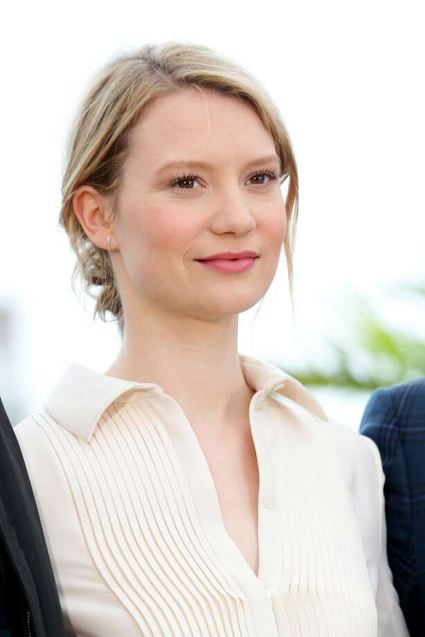 "Actress Mia Wasikowska attends the ""Maps To The Stars"" photocall during the 67th Annual Cannes Film Festival on May 19, 2014 in Cannes, France.  Photo: Vittorio Zunino Celotto, Getty Images"